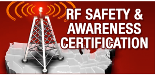 SafetyNet Training RF Safety & Awareness Competency Certification Course