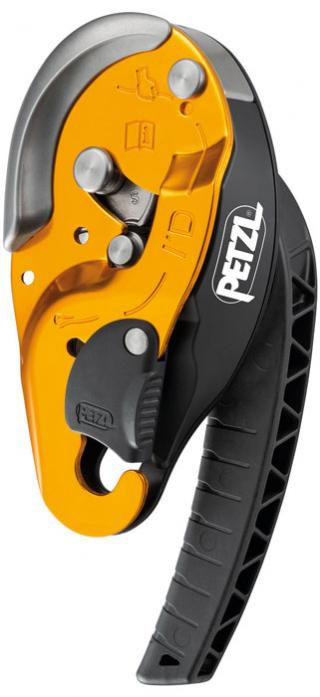 Petzl I'D Self-Braking Descender
