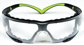 3M SecureFit 400-Series Anti-Fog Safety Glasses