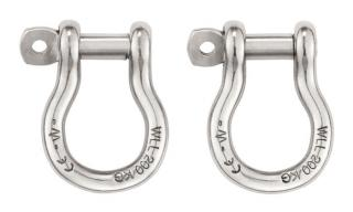 Petzl Shackles for ASTRO and SEQUOIA Harnesses