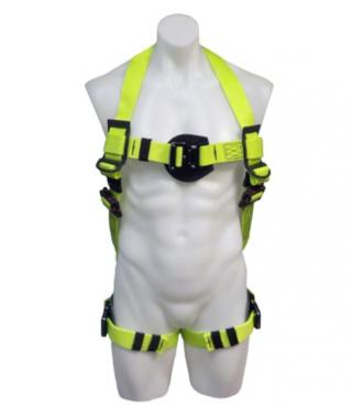 SafeWaze Arc-Flash Vest Style Harness (L/XL)