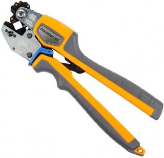 Thomas and Betts Ratchet Crimper