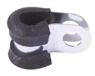 Cable Clamp 1/4 Inch Stainless-100 pack