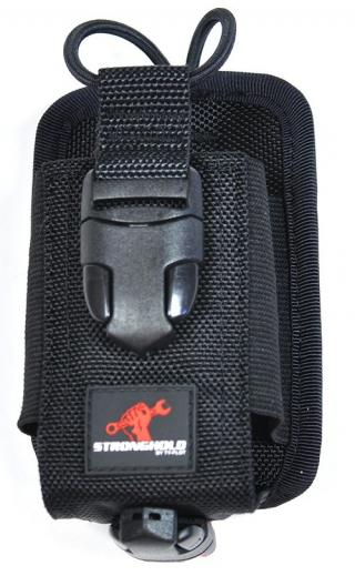 Stronghold by Ty-Flot Retractable Vest Pocket for Radios
