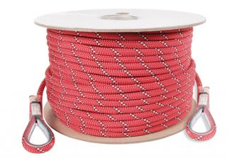 WestFall Pro 1/2 Inch PSK Kernmantle Rope with Two Sewn Eyes