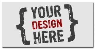 Custom Design Job Site or Motivational Workplace Banner
