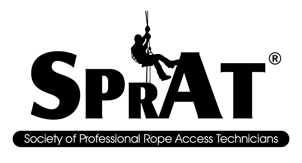GME Supply is a proud member of SPRAT (the Society of Rope Access Technicians