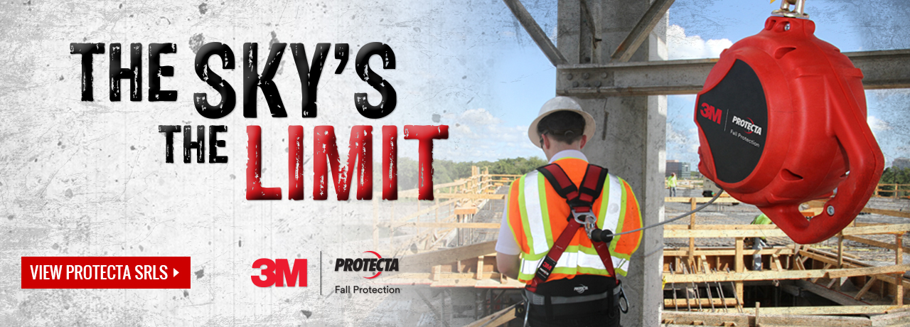 Protecta gear from 3M at GME Supply
