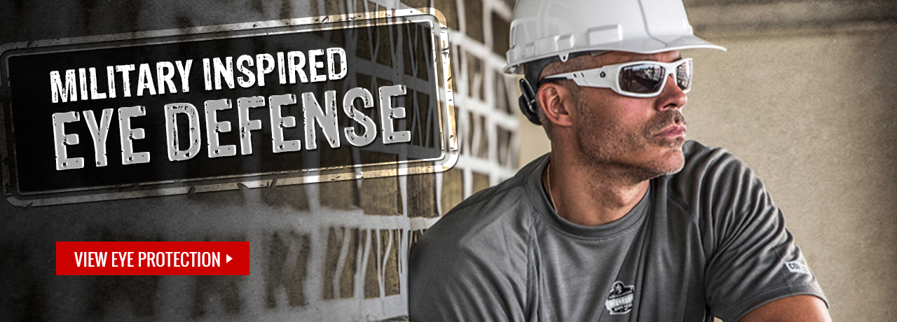 Ergodyne eye protection at GME Supply