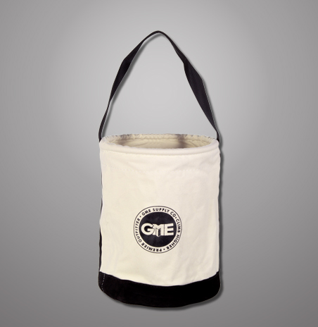 Canvas Buckets from GME Supply