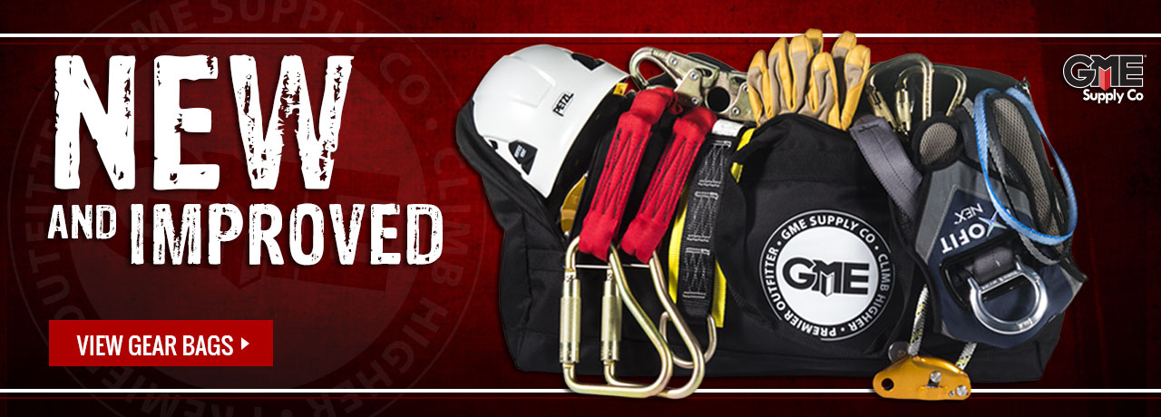 Gear bags built to hold all of your gear - and more at GME Supply