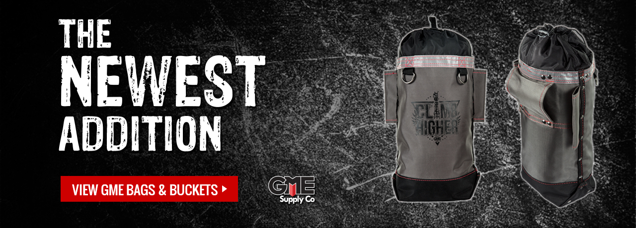 Introducing the all-new redesigned premium top-closing nylon bolt bag with connection points at GME Supply