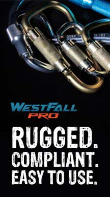 WestFall Pro Fall Protection Carabiners from GME Supply