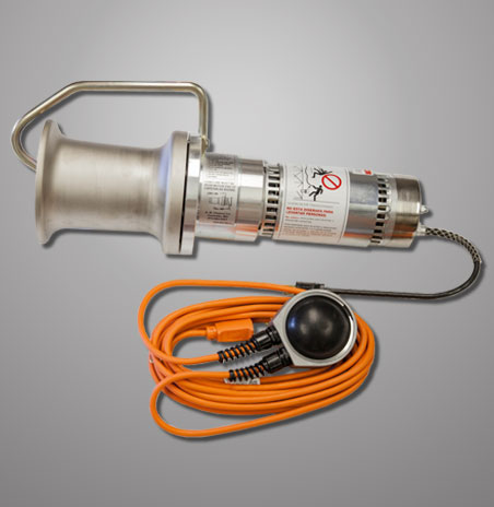 Capstan Hoists from GME Supply