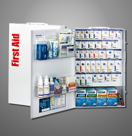 First Aid Cabinets from GME Supply