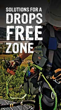 tool lanyards and solutions for a drop free zone from GME Supply