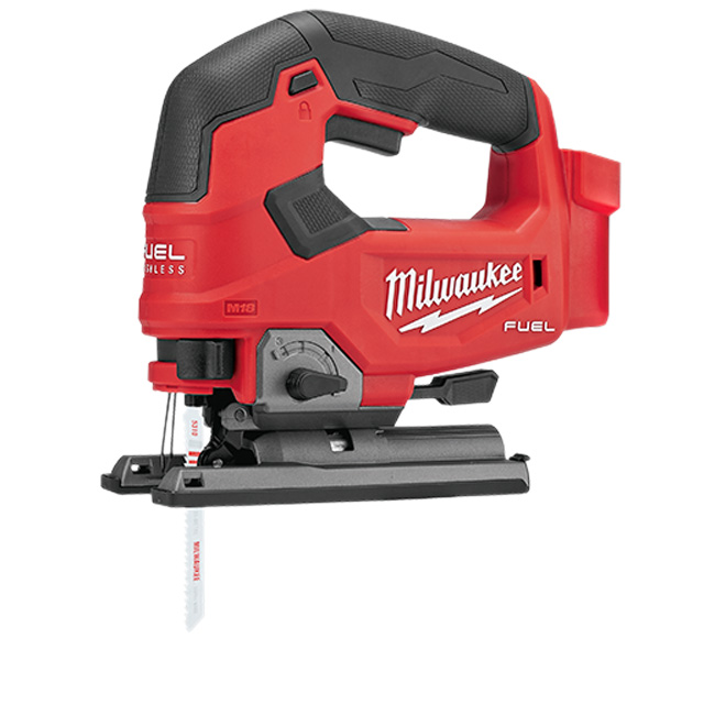 Milwaukee M18 Fuel D-Handle Jig Saw | 2737-20 from GME Supply