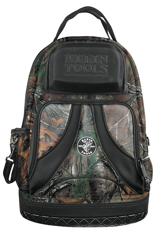 Klein Tools 55421BP-14 Camo Pro Organizer Backpack from GME Supply