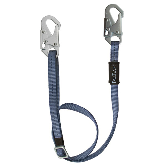 FallTech Adjustable Web Lanyard from GME Supply